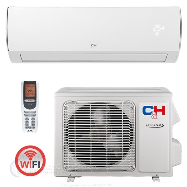 Cooper  Hunter CH-S12FTXQ Veritas Inverter Wi-Fi