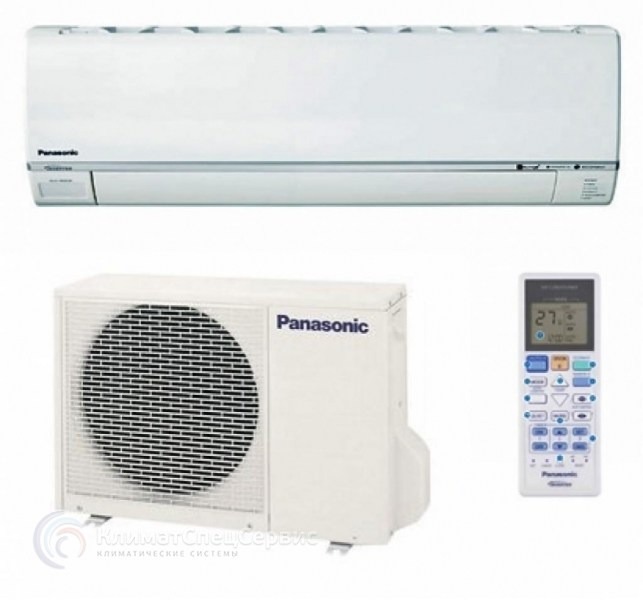 Panasonic CS/CU-E24RKD Deluxe Inverter