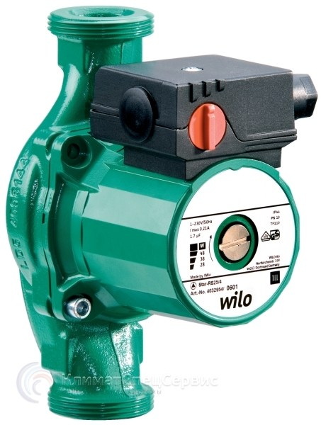 WILO Star-RS 25/2-180 (4032952)