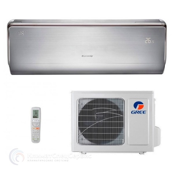 Gree GWH09UB-K3DNA4F U-Crown DC Inverter