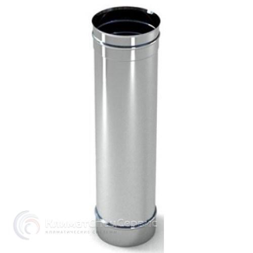 Купить дымоход из нержавейки диаметр 100 клапан на дымоходе