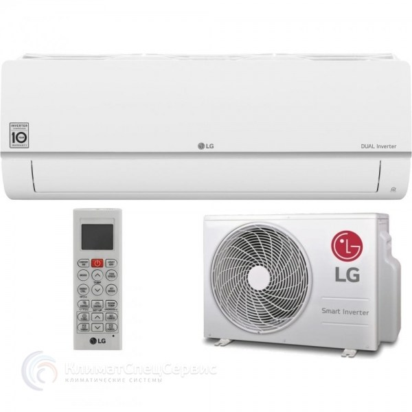 LG PC09SQ Standart Plus Inverter Wi-Fi